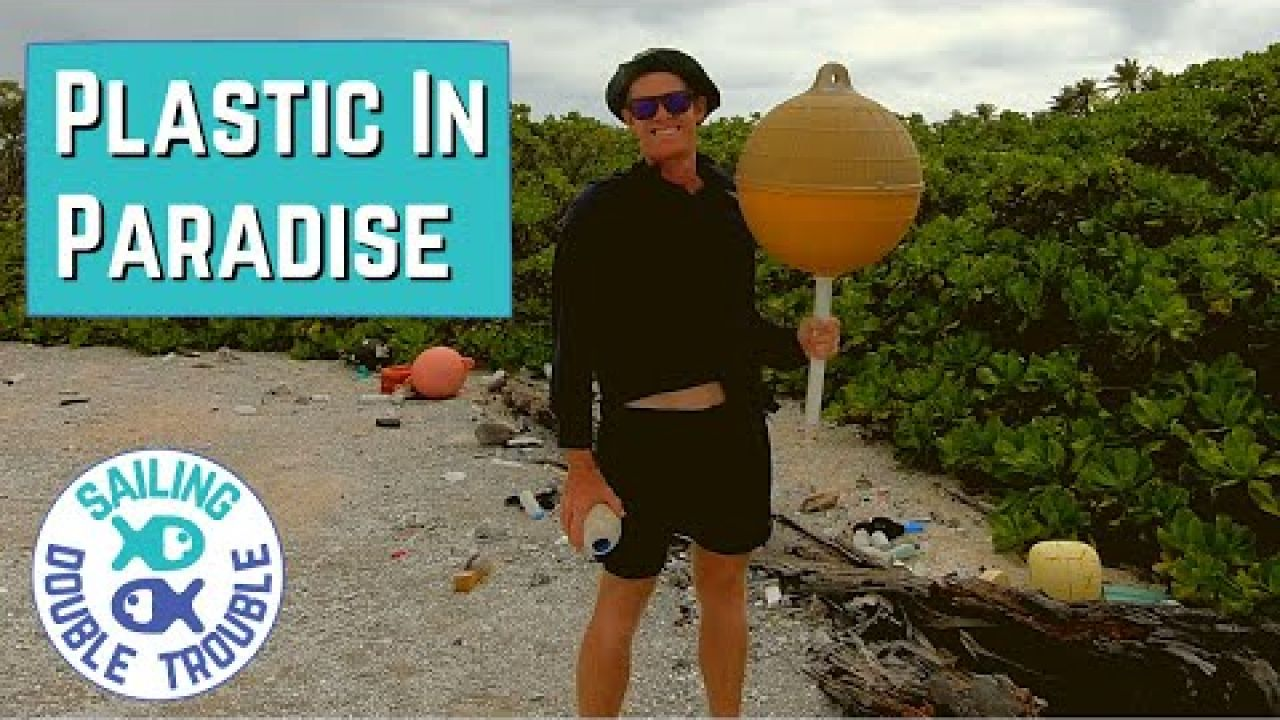 Sailing, Pacific Atoll and Plastic EP79