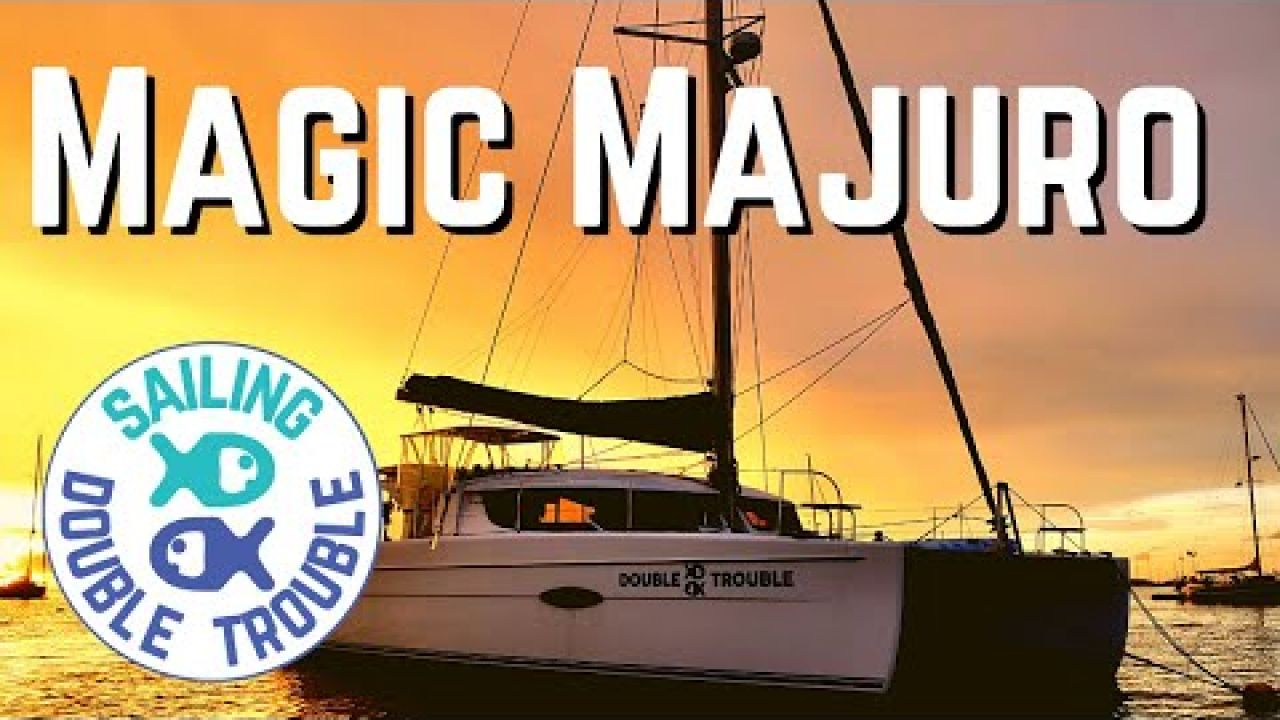 Mooring for A MELLOW MONTH in the Marshall islands EP67