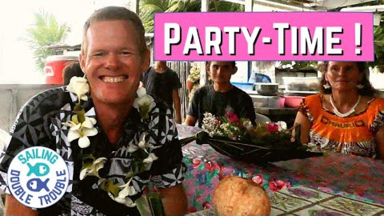 A Marshallese Celebration and a SAD goodbye EP83    Marshall Islands Sailing