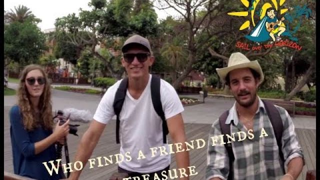 Sail Over The Horizon - 17. episode (Who finds a friend finds a treasure)