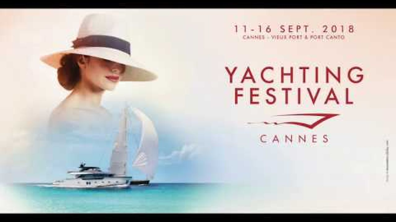 Teaser 2018 - Cannes Yachting Festival