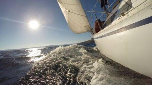 Sailing around island of Krk 13.-15.8.2016.