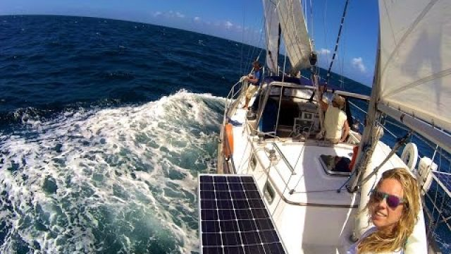Hitchsailing across the Atlantic e-book | Crowdfund campaign