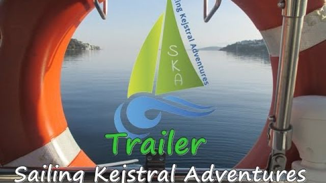 Sailing Kejstral Adventures (Trailer)