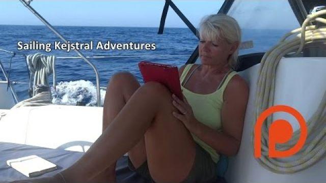 Sailing Kejstral Adventures Episode 12, ( Mishaps and Mayhem )