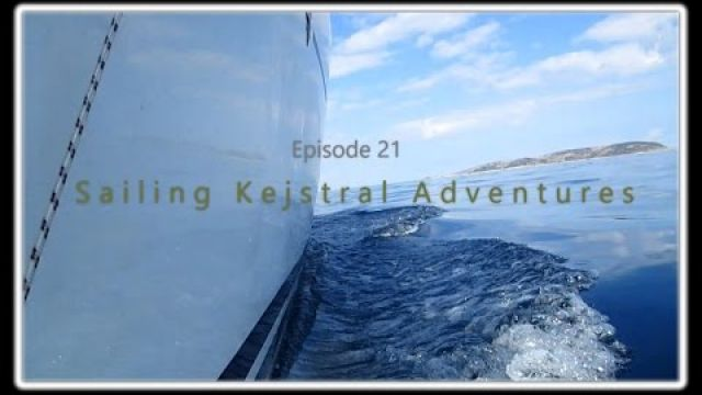 Sailing Kejstral Adventures Episode 21 ( Kekova, Turkey )