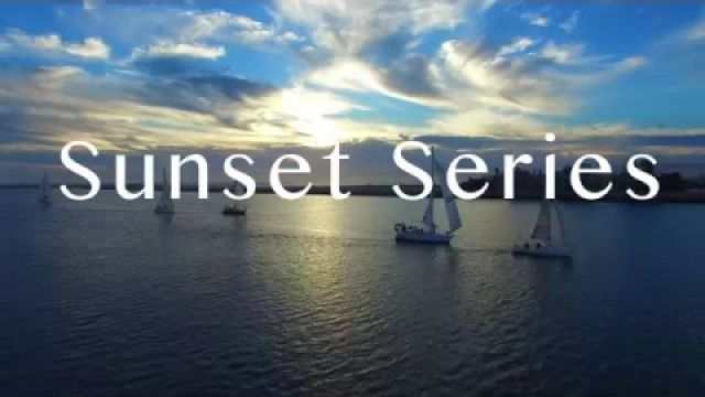 Phantom 3 Drone Sailboat Races in Marina Del Rey: Sunset Series 2015