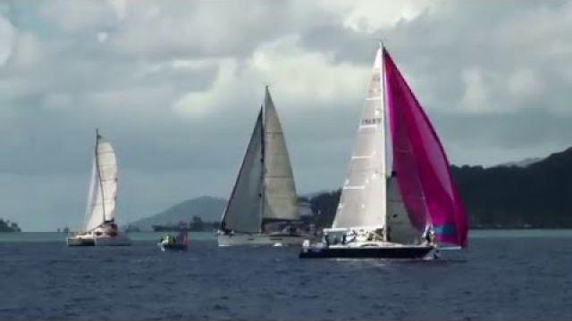Teaser 2016 - Tahiti Pearl Regatta