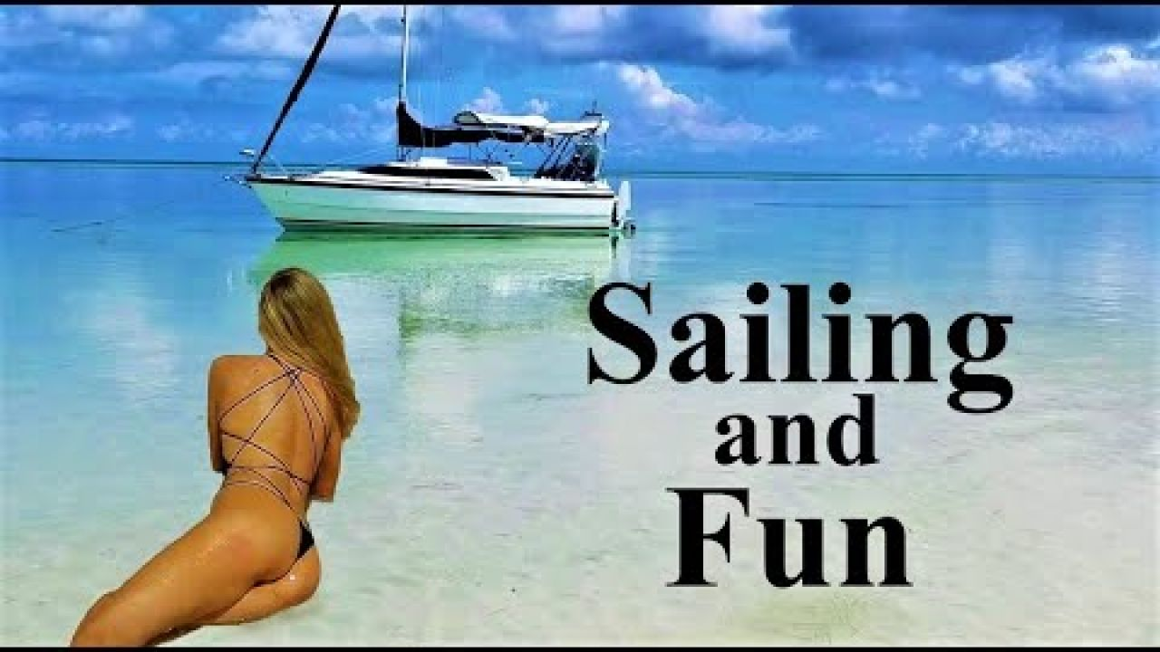 Well that was a blast! Time traveling with Sailing and Fun - part 1 of 2.
