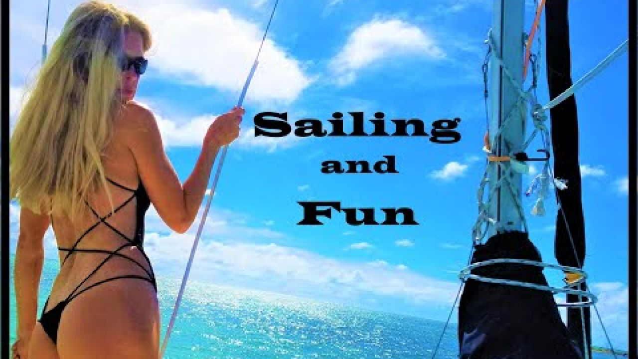 Strings Attached - Celebrating in the Keys - Sailing and Fun