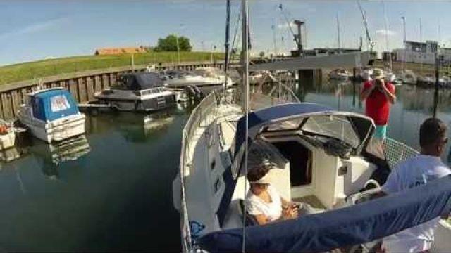 Sailing to Zeeland (The Netherlands)