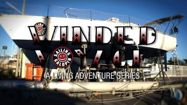 Winded Voyage 2 | Episode 16 | I'm Back In The Water Again