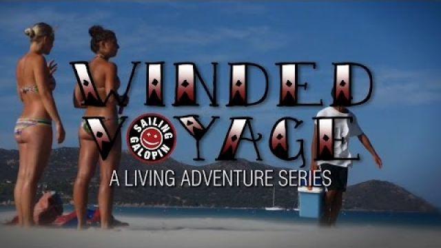 Winded Voyage | Episode 31 | Stuck In Sardinian Paradise