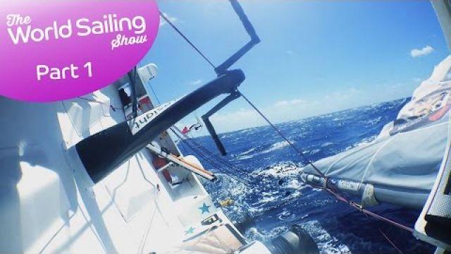 The World Sailing Show - April 2017 - PART 1