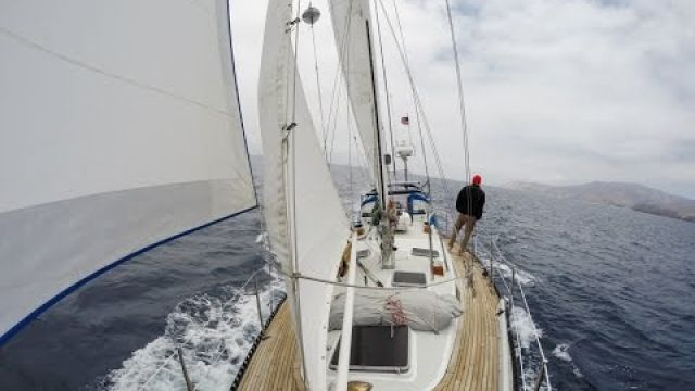 The Voyages of Agape, a five year trip sailing around the world!