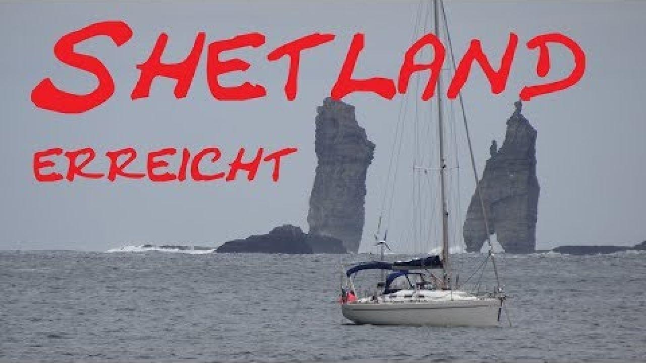 Segeln: Island #Ep.3 Shetland Island