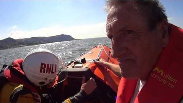 RNLI Save 3 pensioners and GLP Full Film Second Chance Sailing