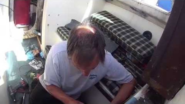 Water pump repair and Second chance sailing spend £1