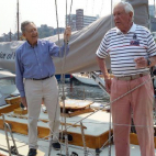 Fifty-year sailing rivalry resumes this weekend