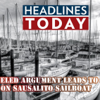 Alcohol-fueled argument leads to stabbing on Sausalito sailb...