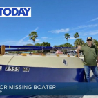 Search for missing 73 year old sailor | Video |