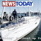 'Drug-Running' Sailboat up for Sale | Video |