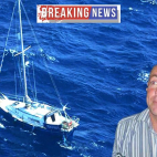 British window cleaner's dead body is found naked on a Sailb...