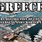 Greece : Temporary restriction of connections with overseas...