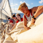 Covid -19 forces Dutch students into long voyage home