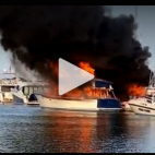| VIDEO | Fire Spreads To Four Boats At Key Biscayne's Crand...